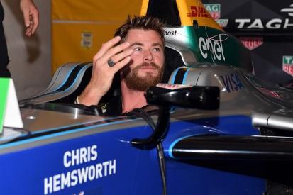 James Hunt Rush actor Chris Hemsworth to serve as Indy 500 starter