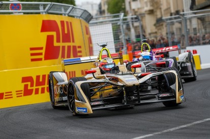 FE leader Vergne approaching final races like he's 'chasing' rivals