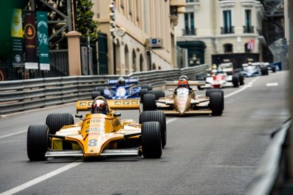 ATS scores first Monaco Historique victory with D4 F1 car
