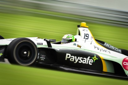 Zachary Claman de Melo to stand in for Pietro Fittipaldi at Indy 500