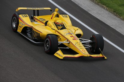 Castroneves fastest in Indy 500 practice, Ed Carpenter second