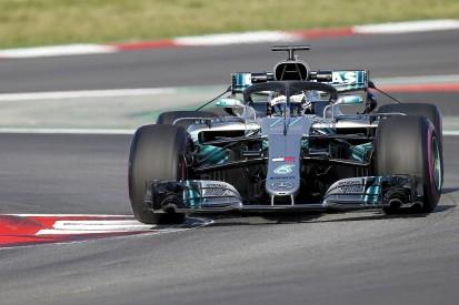 Barcelona F1 testing: Mercedes' Valtteri Bottas sets morning pace