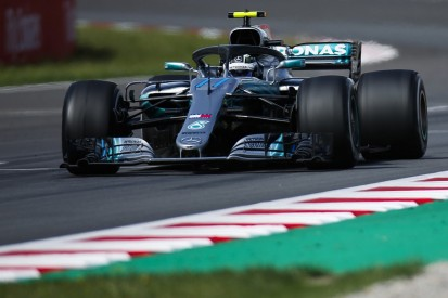 Mercedes admits Bottas's F1 Spanish GP strategy almost fell apart