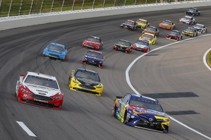 NASCAR changes race-start tyre rules and pit repair equipment guidelines