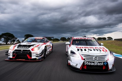 Nissan 'never entertained' idea of introducing GT-R in Supercars
