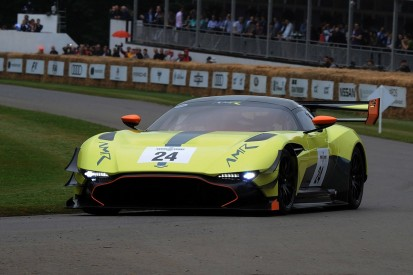 Aston Martin Vulcan to make race debut on Le Mans 24 Hours support bill