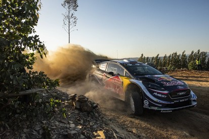 WRC drivers: 2018 road works have hurt Rally Portugal's 'character'