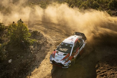 WRC Rally Portugal: Superspecial win gives Toyota's Tanak early lead