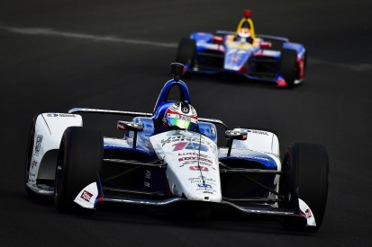 Indy 500 practice: Rahal tops Wednesday session, Hildebrand crashes