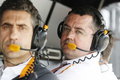 Eric Boullier defends his leadership of McLaren Formula 1 team