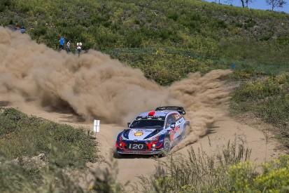 WRC Rally of Portugal: Dani Sordo leads ahead of Kris Meeke