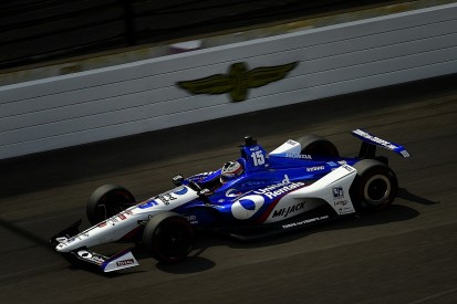 Indy 500 practice: Rahal thought he'd crash 'different animal' car