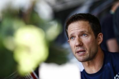 WRC points leader Sebastien Ogier crashes out of Rally Portugal