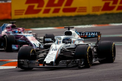 Lance Stroll's father calls Williams's F1 plight a 'rude awakening'