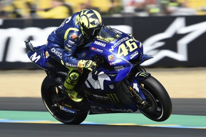 Valentino Rossi's Le Mans fears eased by Yamaha's practice pace