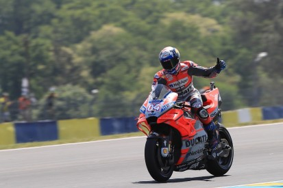 Dovizioso insists he was serious about leaving Ducati MotoGP team