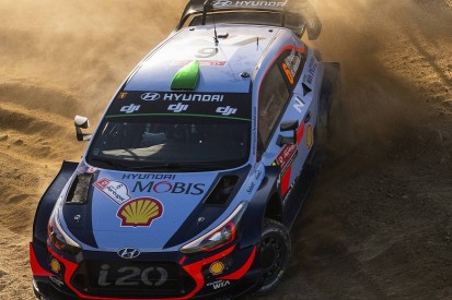 Hayden Paddon airlifted to hospital after WRC Rally Portugal crash
