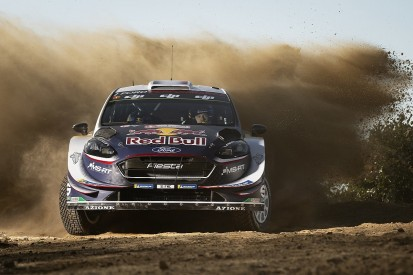 M-Sport's Sebastien Ogier explains WRC Rally Portugal crash