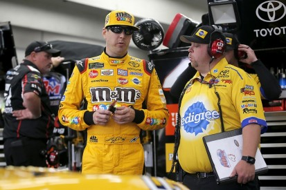 Increased plate emphasis could give Busch NASCAR future questions