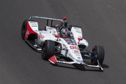 Indy 500 practice: Andretti heads Fast Friday as Penske impresses