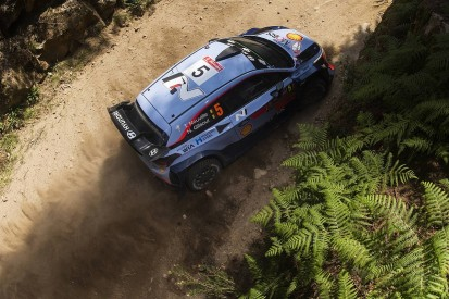 WRC Rally Portugal: Neuville adds to lead on Saturday as Meeke crashes
