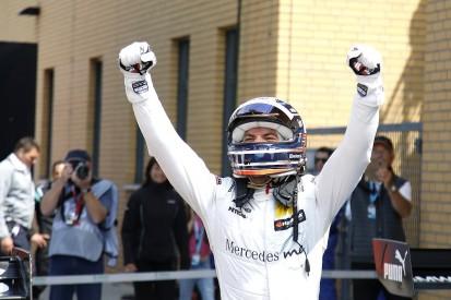 DTM Lausitzring: Mortara wins as Rast involved in huge crash