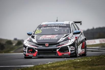 WTCR Zandvoort: Munnich Honda duo Guerrieri/Ehrlacher top practice