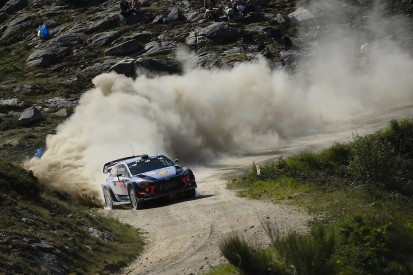 WRC Rally Portugal: Thierry Neuville continues to build his lead