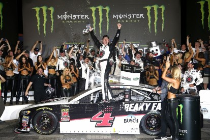 NASCAR All-Star: Harvick continues dominant 2018 with Charlotte win