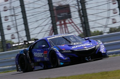 Ex-F1 driver Jenson Button takes Super GT points lead at Suzuka