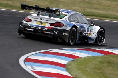 DTM Lausitz: Philipp Eng takes maiden pole position for race two