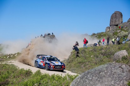 Rally Portugal: Thierry Neuville on brink of WRC victory