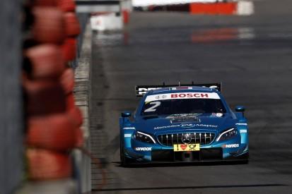 DTM Lausitz: Gary Paffett wins race two, Glock keeps points lead