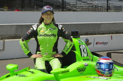 Danica Patrick relieved with Indy 500 qualifying pace after tough start