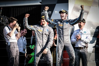 New R-Motorsport team takes first win at Silverstone
