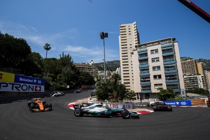Mercedes Formula 1 team 'bloody worried' about Monaco Grand Prix