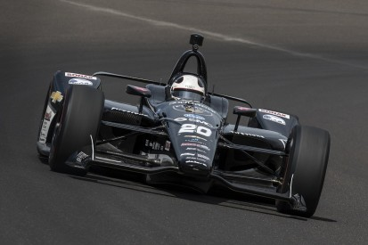 Indy 500 qualifying: Carpenter's first pole lap 'blew my mind'