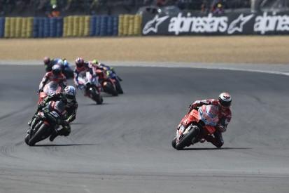 Jorge Lorenzo blames Le Mans MotoGP slump on loss of stamina