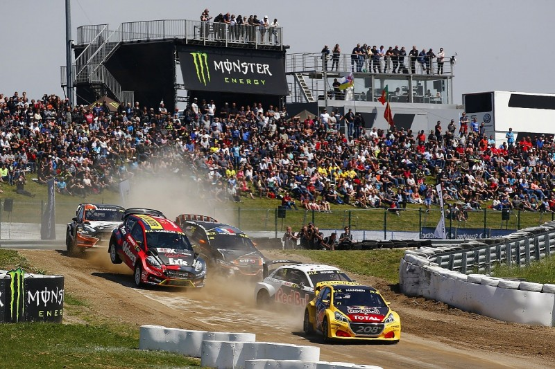Promoted: Watch Silverstone's World RX debut live on free UK TV