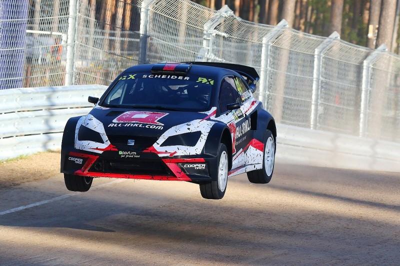 Timo Scheider joins GRC converts on Americas Rallycross entry list