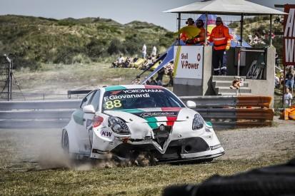 Alfa Romeo WTCR team fined for Morbidelli/Giovanardi leaving track