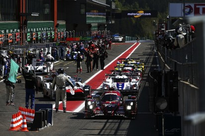 WEC LMP1 privateers given power reduction ahead of Le Mans test