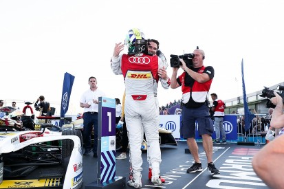 Audi's Berlin Formula E 1-2 an 'important' result - Allan McNish