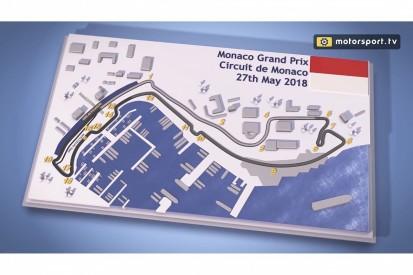 Video guide to the Monaco Grand Prix Formula 1 circuit