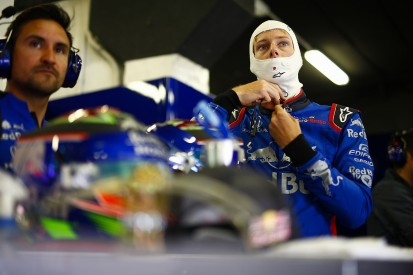 Brendon Hartley rubbishes rumours of losing his Toro Rosso F1 drive