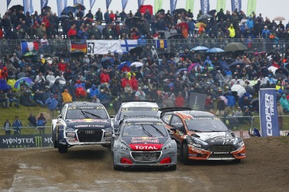 Why World RX is wide open heading to Silverstone's first event