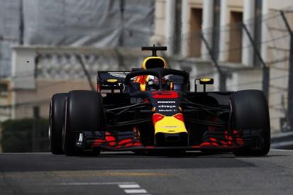 Monaco GP F1 practice: Daniel Ricciardo leads Red Bull 1-2 in FP1