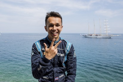 Monaco F2: Alexander Albon on pole position as main rivals struggle