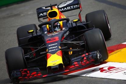 Monaco Grand Prix practice: Daniel Ricciardo leads Red Bull one-two