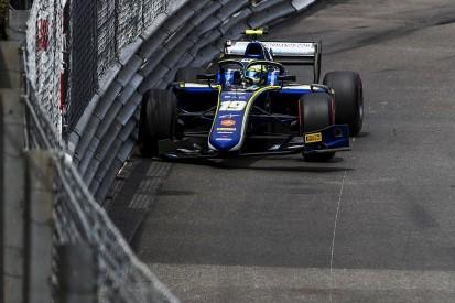 Lando Norris fears qualifying crash has ruined Monaco F2 weekend